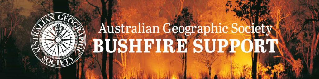 Australian Geographic Bushfire Support
